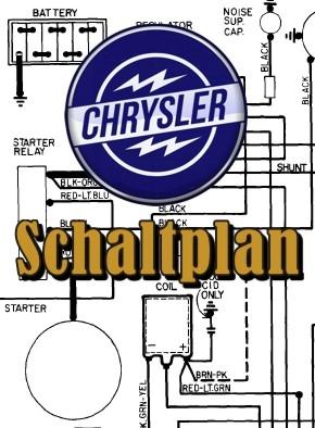 Schaltplan Chrysler Imperial 1967 - Automobile Riekmann Onlineshop