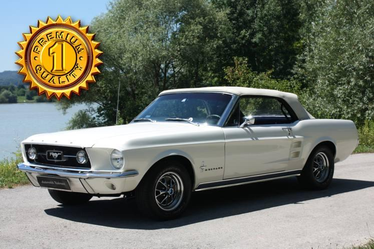 galerie ford mustang gt 390 cabrio 1967. Black Bedroom Furniture Sets. Home Design Ideas