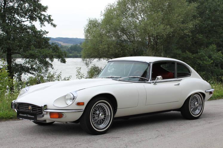 Jaguar E-Type V12 2+2 1971
